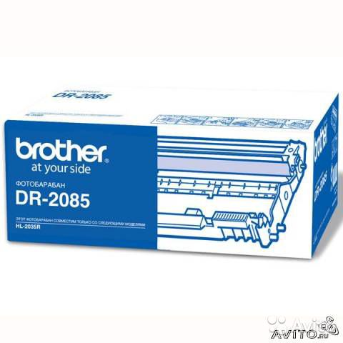 Фотобарабан Brother DR-2085