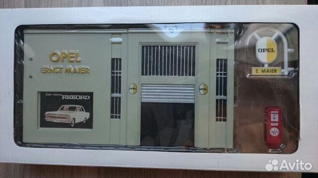 Диорама гараж купить купить металлический гараж оренбург
