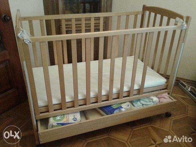 Кроватки бу