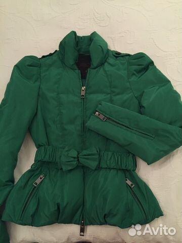 Пуховик -куртка Burberry Lonbon   Festima.Ru - Мониторинг объявлений d7aca932511