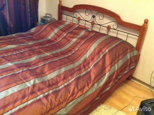 Кровать из малайзии
