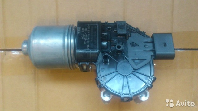 разборка моторчика стеклоочистителя форд фокус 2