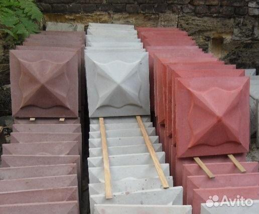 Козырек на забор из бетона купить ак бетон