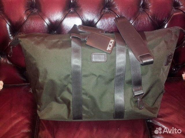 e503b1b16982 Большая дорожная сумка tumi США купить в Москве на Avito ...