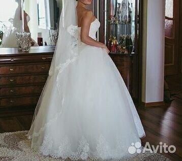 Свадебные платья на авито астрахань