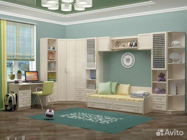 47a03b2db3b03 Вега - набор мебели для детской, спальни, гостиной купить в ...