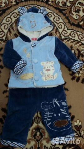 9540676fe Продам детские вещи на мальчика купить в Кемеровской области на ...