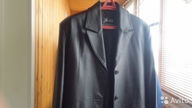 402f4d9a Куртка-френч кожаная   Festima.Ru - Мониторинг объявлений