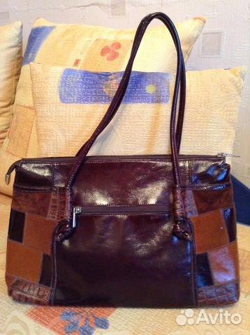 авито купить сумку женскую натуральная