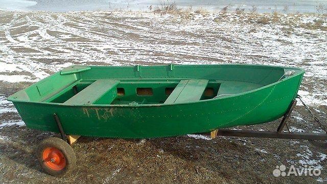 дюралевая лодка 420