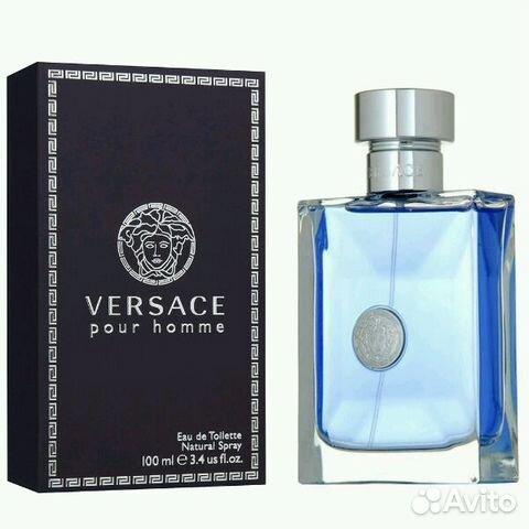 Versace Pour Homme Festimaru мониторинг объявлений