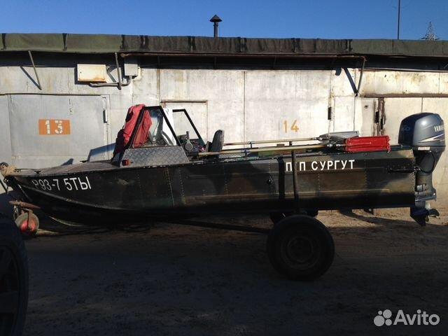 авито сургут прицепы для лодок
