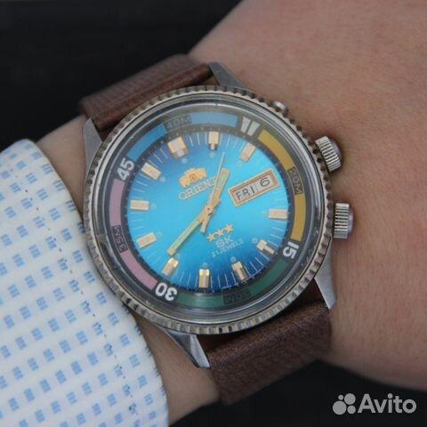 92cbc037 Orient SK Ориент наручные часы с автоподзаводом в купить в Москве на ...