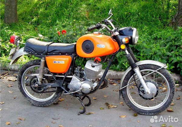 Мотоцикл Планета спорт фото