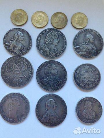 Копии монет царской россии купить монета 9 грамм чистого серебра цена
