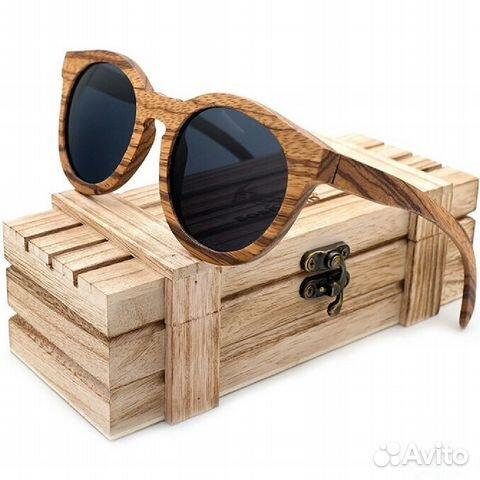 adfe3b45bbb6 Солнцезащитные очки из дерева, бамбука   Festima.Ru - Мониторинг ...