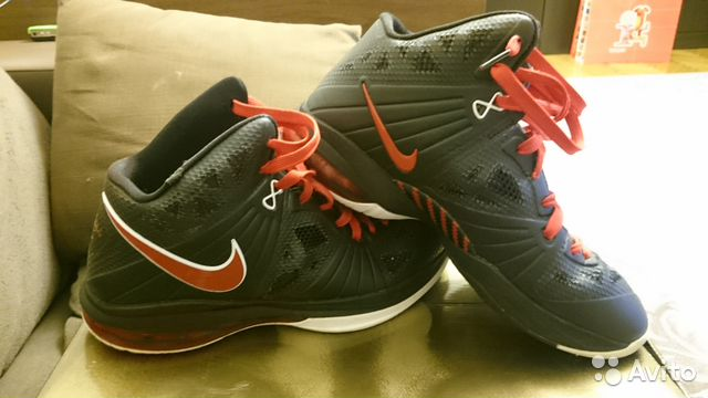 e19ca7e3 Баскетбольные кроссовки Nike lebron 8 | Festima.Ru - Мониторинг ...
