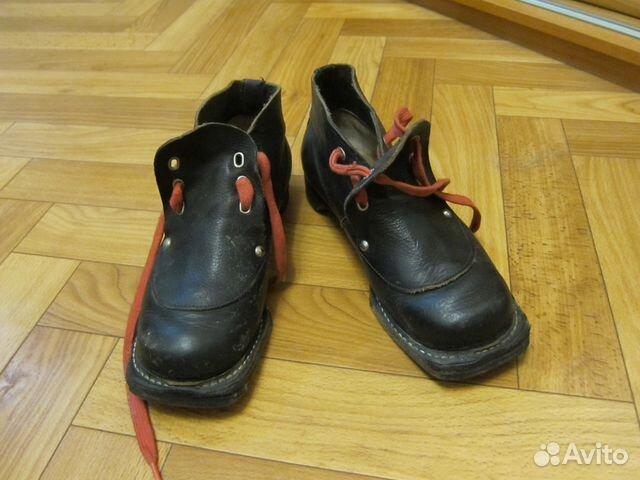 767cd55a90c6 Ботинки советские лыжные   Festima.Ru - Мониторинг объявлений