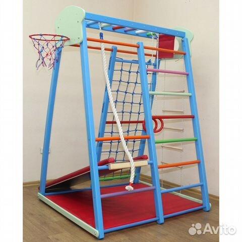 Напольный детский спортивный комплекс Баскет-6 89020067791 купить 2
