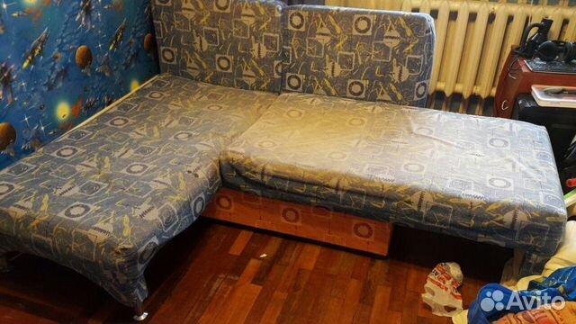 диван кровать трансформер двухместная Festimaru мониторинг