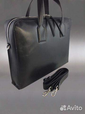 5e484e50eb35 Мужская сумка портфель Loewe NEW LUX арт.9765-1 купить в Москве на ...