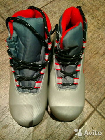 Лыжные ботинки детские   Festima.Ru - Мониторинг объявлений d515cab171b