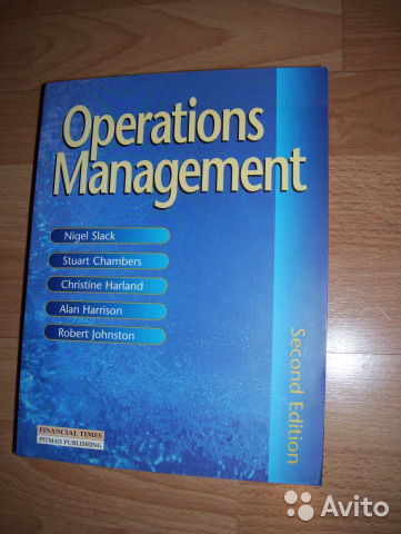essentials of operations management by nigel slack This item:operations & process management by nigel slack hardcover cdn$ 11621 only 1 left in stock ships from and sold by thebookcommunity_ca cdn$ 500 shipping human resource management by raymond andrew noe hardcover cdn$ 30148 only 9 left in stock (more on the.