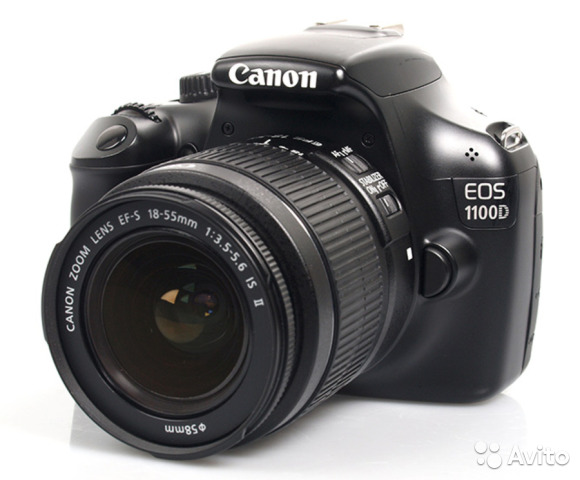 Canon 1000D 18-55mm (trade-IN)