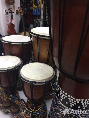 Джембе - африканские барабаны 89644091358 купить 3
