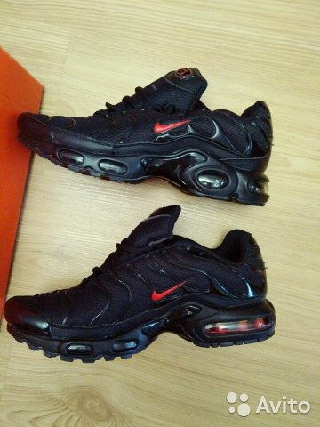 5e19c4345a65 Новые кроссовки Nike Air Max TN plus   Festima.Ru - Мониторинг ...