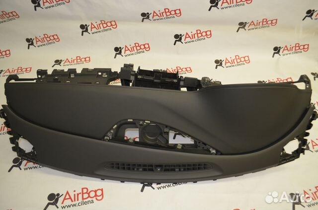 Торпедо панель приборов Audi A8 кожа 89370864400 купить 1