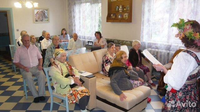 Дома для престарелых пожилых людей в москве и московской области как помочь старикам домов престарелых