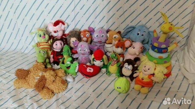 Детские мягкие игрушки (музыкальные) купить в Москве на Avito ... 4063cbf10aa