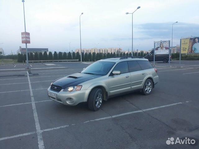 Subaru Outback, 2004 89181264012 купить 8
