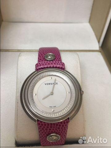 Брэндовые часы Versace. Оригинал купить в Орловской области на Avito ... 302e456ec39