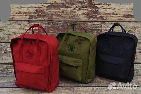 b21aa487184d Kanken рюкзак непромокаемая ткань купить в Самарской области на ...
