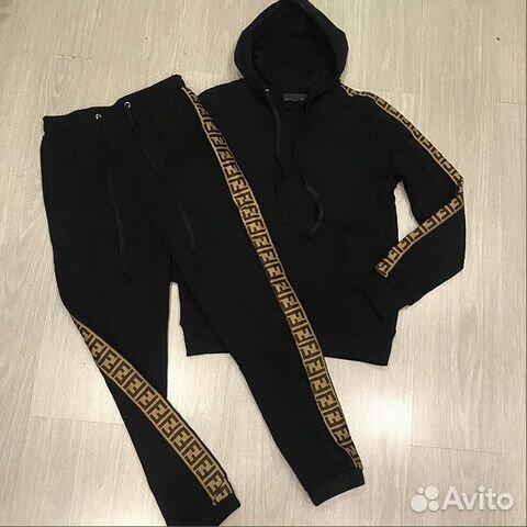 e6ea4130b457 Спорт костюм Fendi купить в Москве на Avito — Объявления на сайте Авито