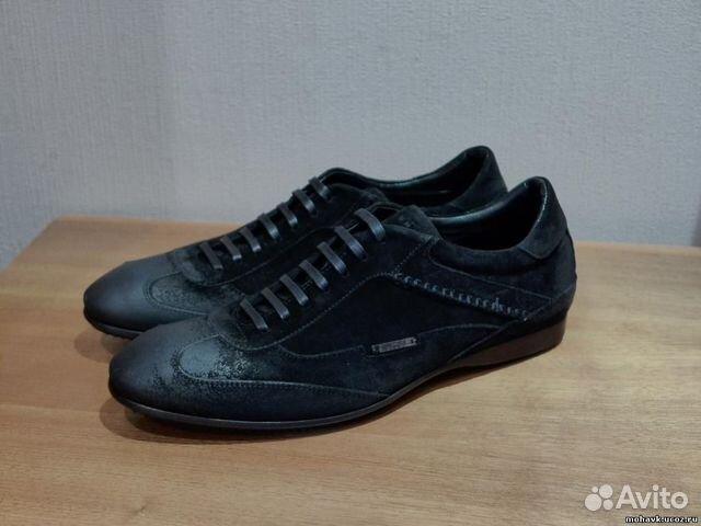 afd12a96 John Richmond полуботинки,кроссовки размер 43-43,5 купить в Москве ...