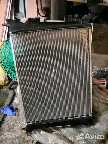 Радиатор охлаждения+кондиционера