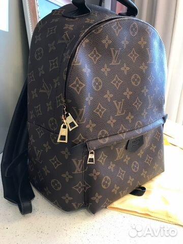 bcf2fe74d08f Рюкзак Palm Springs Louis Vuitton mм Луи Виттон | Festima.Ru ...