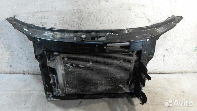 рамка радиатора для skoda fabia 2 2011