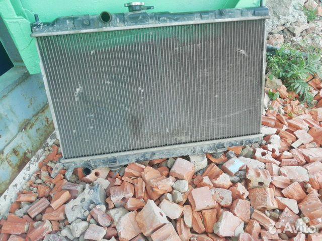 Радиатор Nissan Almera Classic 89179958531 купить 2