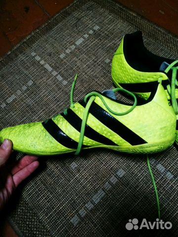 a049082d2153ea Adidas Ace 16.4 IN JR | Festima.Ru - Мониторинг объявлений