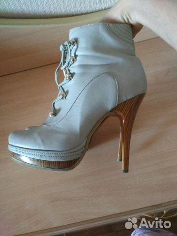 0db1368fd Ботильоны, ботинки женские весна-осень (демисезонн— фотография №1