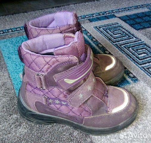 cc59222f7 Демисезонные ботинки Антилопа, 18.7 см по стельке   Festima.Ru ...