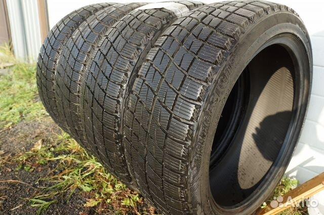 Зимние шины Bridgestone 225/45/18, Мade in Japan 89119211180 купить 4
