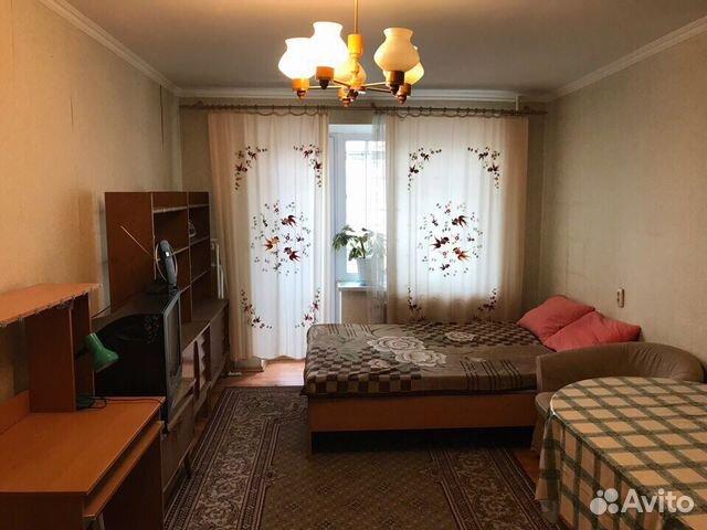 Продается однокомнатная квартира за 1 400 000 рублей. ул Московская, 7.
