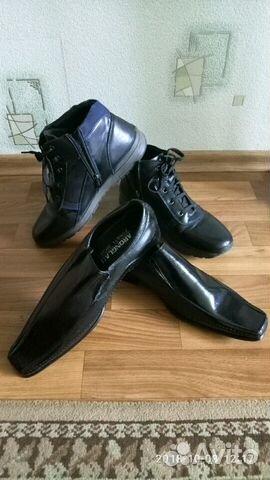 634b01ffe Обувь для подростка, размер 40 купить в Москве на Avito — Объявления ...