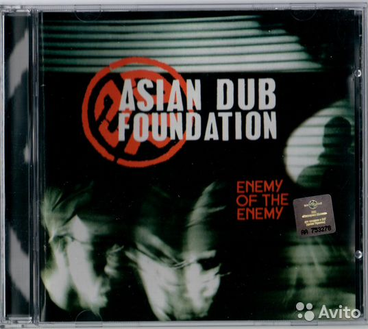 For Enemy of the enemy asian dub foundation