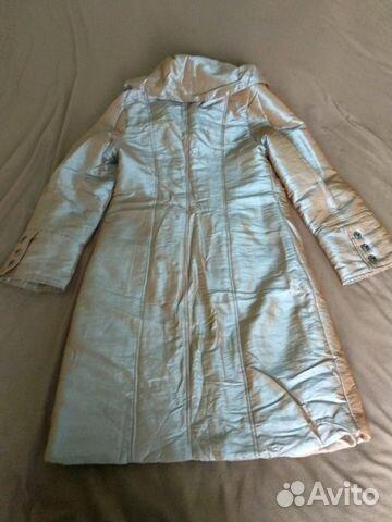 Зимнее пальто р.44 89875559553 купить 5